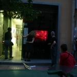 Instalación. EL COBIJO DE LAS HORAS. 2007