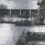Madrid. 2002. Técnica mixta / zinc. 90 x 140 cm