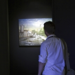 Instalación Retratos de Ciudad 2008  1
