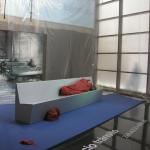 Tránsito. Instalación Crisalida. Centro de Historias 2008 1